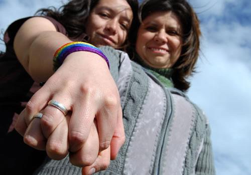 uniones de pareja gey en chicago