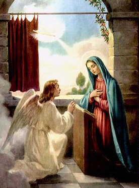 Presentación de la Virgen de guadalupe