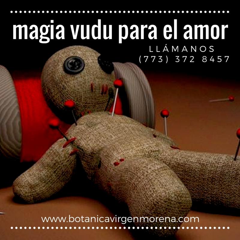 magia vudu para el amor